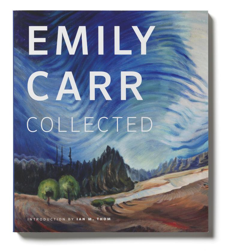 Emily Carr Collected Book