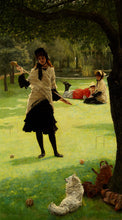 Load image into Gallery viewer, Tissot's Croquet Card