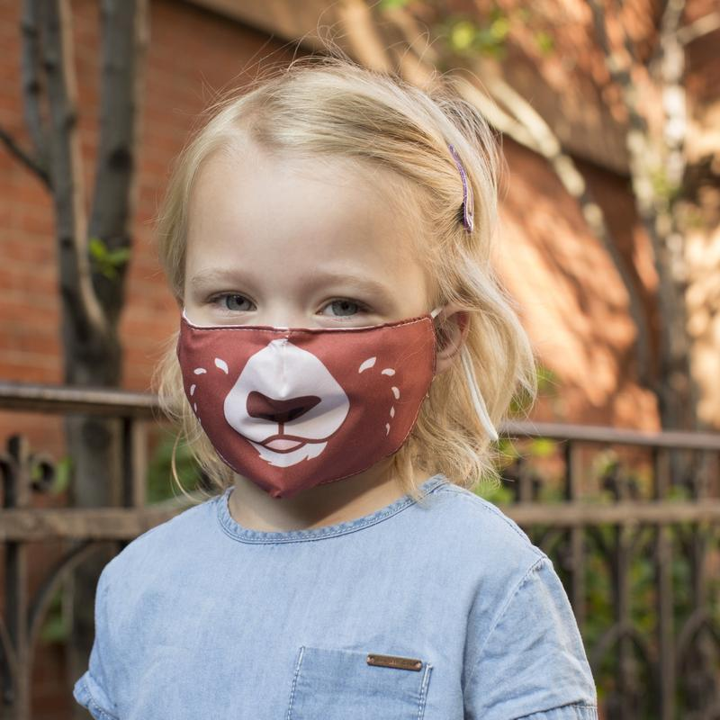 Bear Kid's Mask