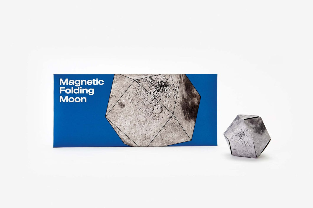 Magnetic Folding Moon