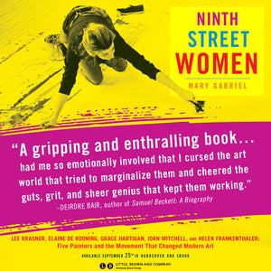 Ninth Street Women | AGH October Book Club Selection!