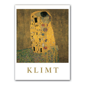 Klimt Notecard Box