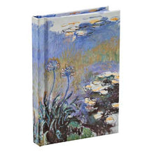 Load image into Gallery viewer, Claude Monet Mini Notebook