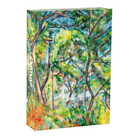 cezanne landscapes, cezanne notecards, cezanne boxed cards