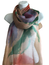 Load image into Gallery viewer, Tulips Scarf