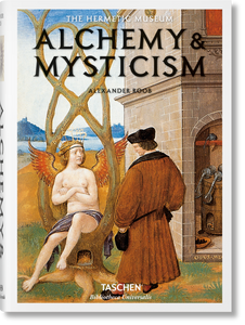 Tashcen, tashcen books, Alchemy and Mysticism, classic oil paintings,
