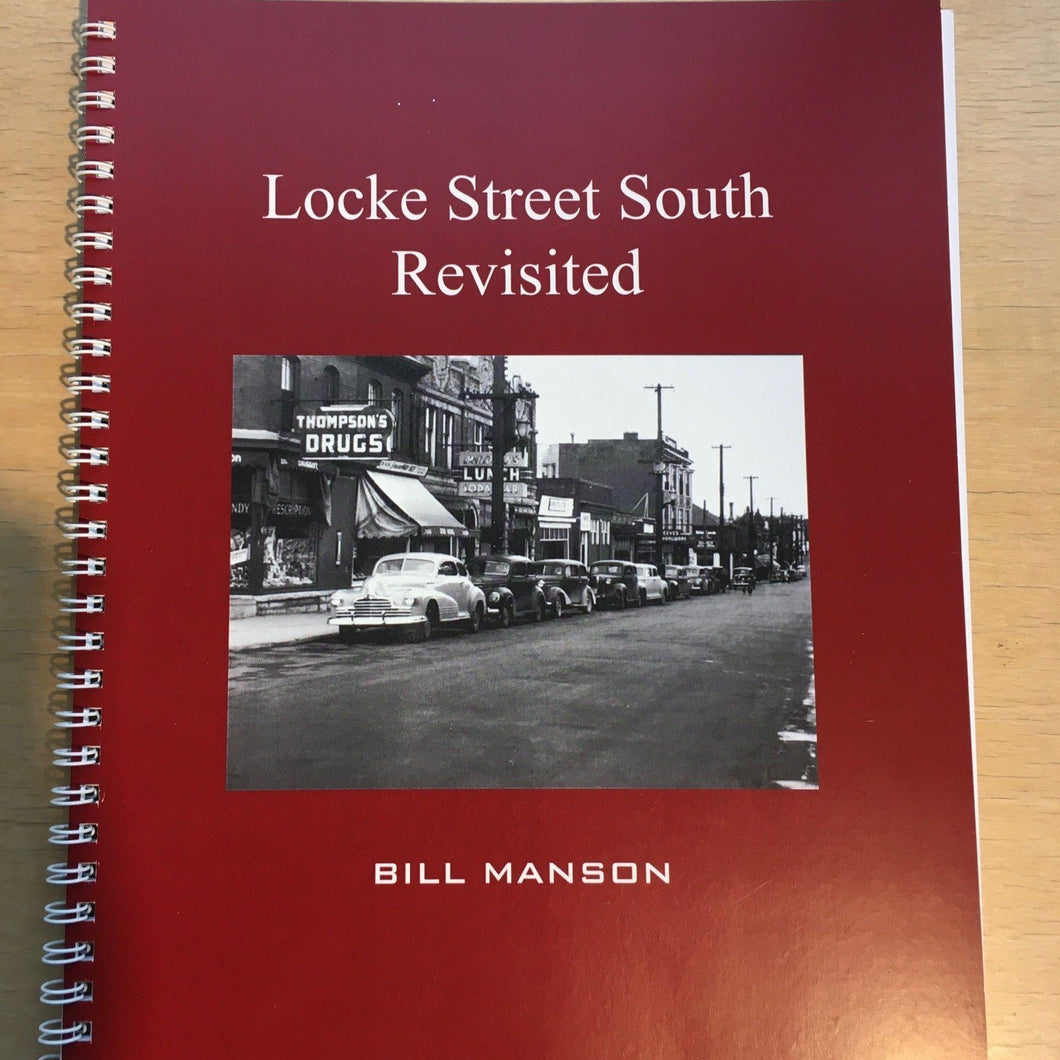 Locke Street South Revisited