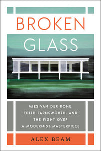broken glass, modernist art, alex beam, art of rivalry