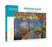 Load image into Gallery viewer, Darlene Kulig Outside Vienna Puzzle