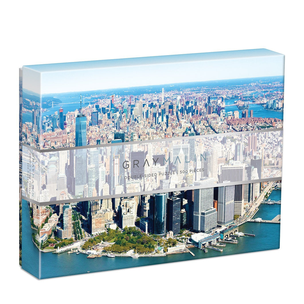 Grey Malin New York City 500 Piece Puzzle