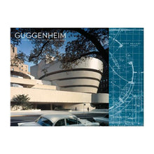 Load image into Gallery viewer, guggenheim puzzle, architecture, puzzle, shop at agh puzzle