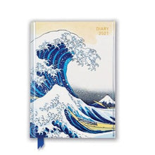 Load image into Gallery viewer, Great Wave 2021 Pocket Diary