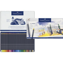 Load image into Gallery viewer, 36 Goldfaber Colour Pencil Crayons