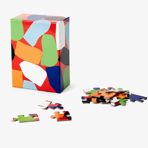 areaware 100 piece puzzle, pattern puzzle,