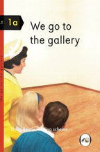 Load image into Gallery viewer, We Go to the Gallery Book