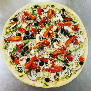 "Pizza 16"" Veggie"