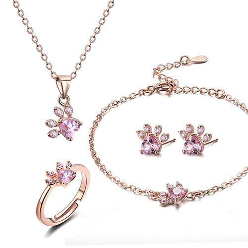 Pawgood Jewelry Set