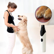 Rechargeable USB Pet Nail Grinder Kit - Pawgood