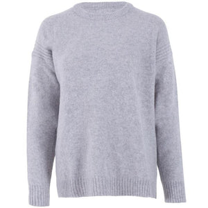 Women's Pure Lambs Wool Drop Shoulder Jumper