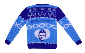 Someone Yule Loved: Lewis Capaldi Knitted Christmas Jumper