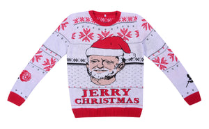 Corbs: Jeremy Corbyn Knitted Christmas Jumper