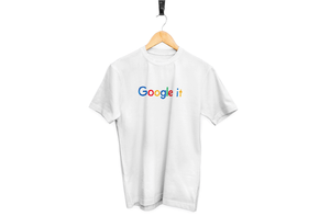 Google It Embroidered