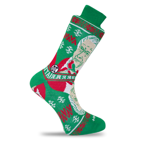 Attenbrrr: Christmas Socks