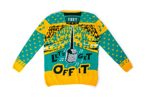 Gypsy King: Tyson Fury Christmas Jumper