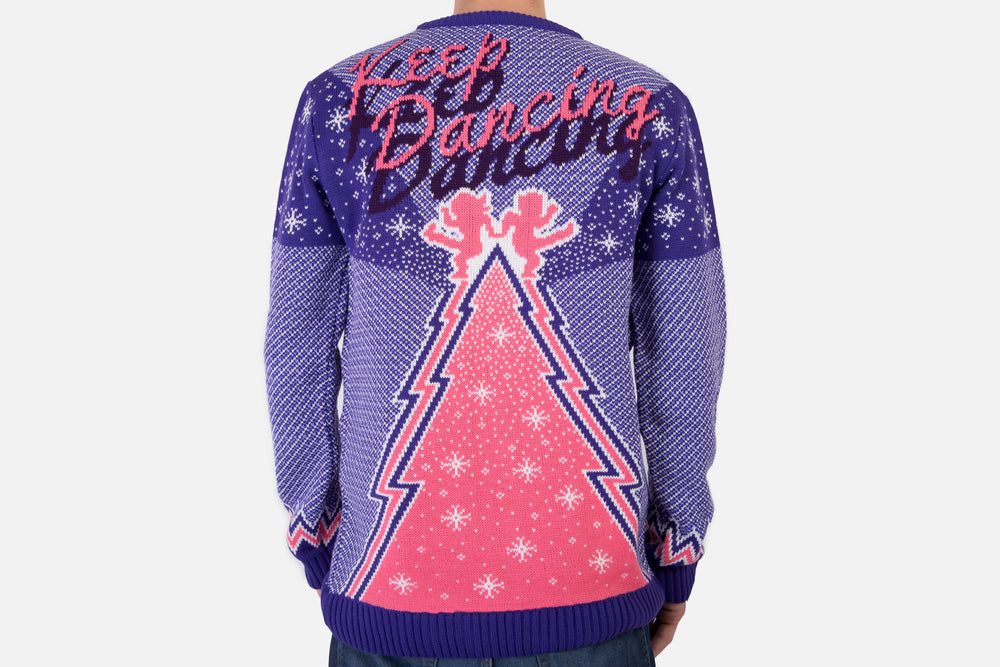Keep Dancing: Strictly Come Knitted Christmas Jumper