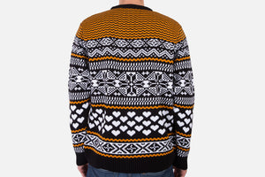 Nordic Number: Knitted Christmas Jumper