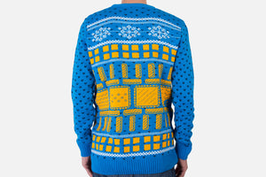 Festive Bake: Greggs Knitted Christmas Jumper
