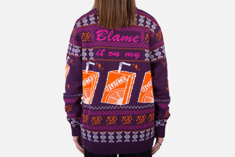 Dat Christmas B*tch: Knitted Christmas Jumper