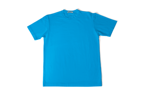 notjust Bright Blue Organic T-Shirt
