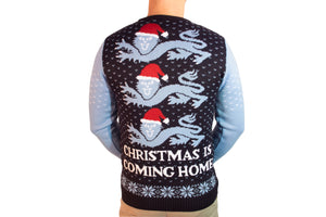 Coming Home: Gareth Southgate Knitted Christmas Jumper