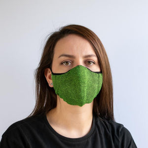 face-mask-uk-green-marl-washable-and-reusable