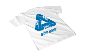 NHS Infini-Tee Stay Home