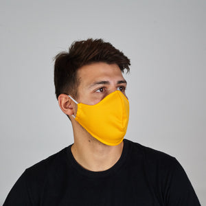 Face Cover: Gold