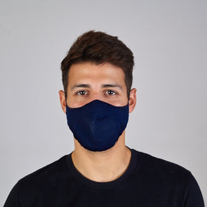 Face Mask: Dark Navy