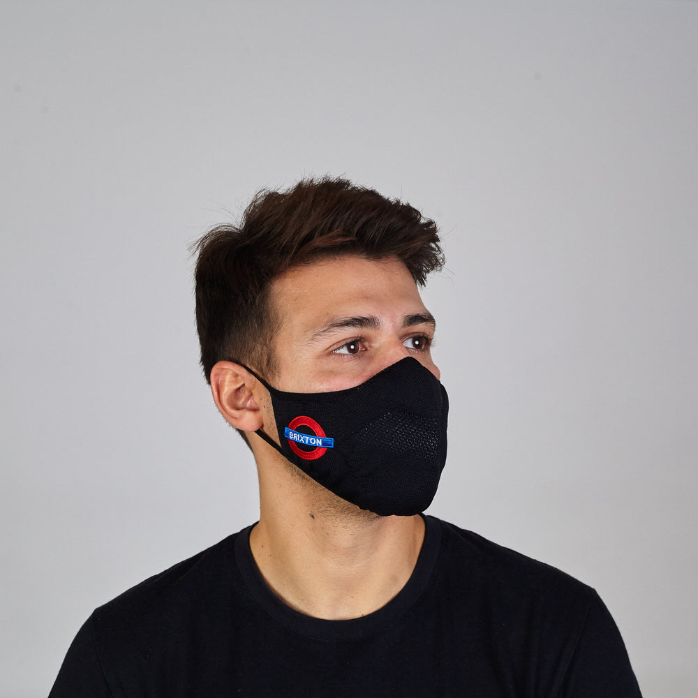 Custom Embroidered Face Mask: Tube