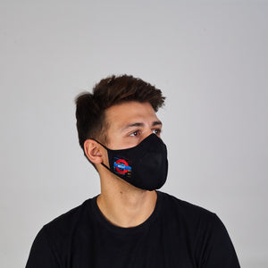 Face Mask: Tube West