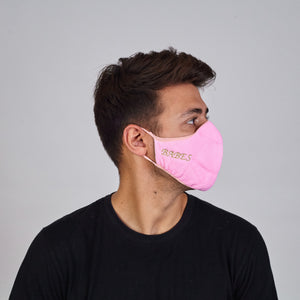 Custom Embroidered Face Mask: Word