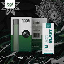 Load image into Gallery viewer, FOOM Special Edition: Midnight Green x @lapantigatiga