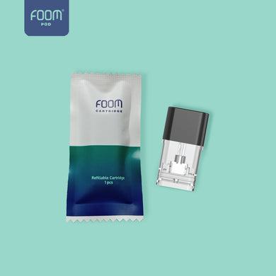 FOOM Refillable Cartridge 1pcs -  - FOOM