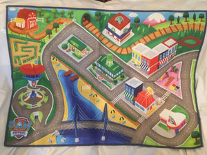 Kids Car Play Rug (002)