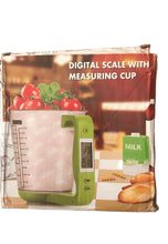 Load image into Gallery viewer, Digital Scale With Measuring Cup (011)