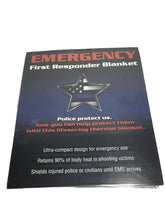 Load image into Gallery viewer, Emergency First Responder Blanket (021)