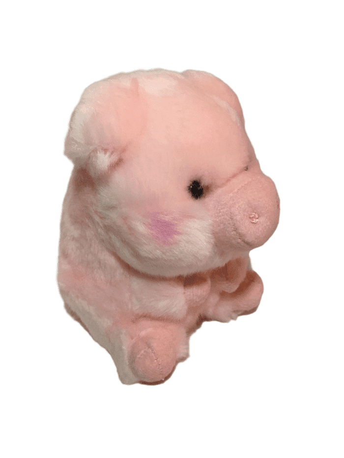 Aurora Stuffed Pig (012)