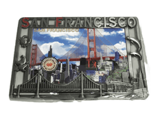 Load image into Gallery viewer, San Francisco Picture Frame (017)