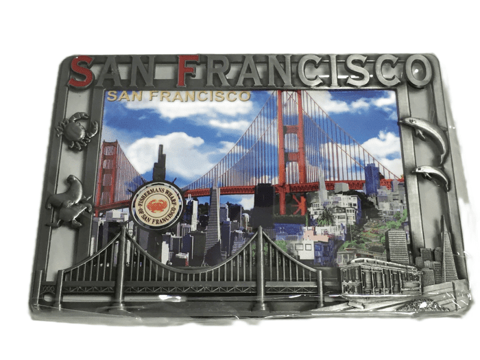 San Francisco Picture Frame (017)
