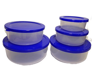 5 Food Storage Container Set (014)